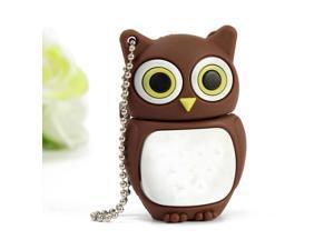 Bestrunner 1GB 1G Portable Mini Cute Owl Shape U Disk USB 2.0 Flash Drive Pen Drive Memory Stick Pendrive