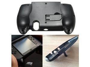 Black Trigger Grip Plastic Controller Gamepad Handle Grip Bracket Holder Case Stand For Nintendo 3DS LL XL