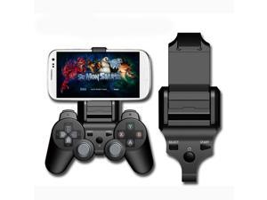 New Smart Universal Gameklip Phone Clip Mount Holder For Ps3 Pad Game Controller Gamepad Universal IOS Android Black