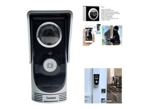 Wireless WiFi Remote Video Camera Door Phone Motion Detection Doorbell Rainproof Camera Connect Mobile Intercom Doorbell in Home Security