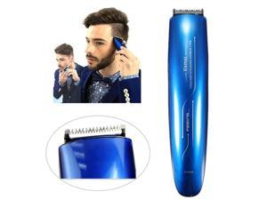 New Rechargeable Men's Electric Shaver Razor Beard Hair Grooming Trimmer Clipper
