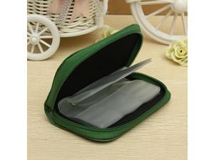 22 Slots SDHC MMC Micro SD Memory Card Storage Carrying Wallet Pouch Holder Case (1 Pack)