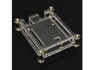 Clear Acrylic Case Shell Enclosure Computer Box For Arduino UNO R3 Transparent