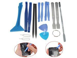 17 in 1 Repair Tools Screwdriver Set Metal Pry Spudger iPod Tablets Cellphone iPhone 6 5S 4 iPad 2 3