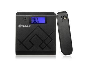 EACHINE 7800mAh Power Bank LCD External Battery Charger for iPhone 5S 5 4S Samsung S4
