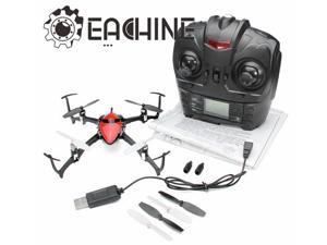 Eachine 3D X4 2.4G 4CH 6 Gyro RC Remote Control Quadcopter With LED RTF