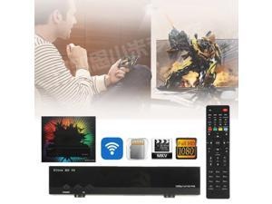 HOT TV Set-top Boxes 1080P V4 Pro Ultra HD V4 pro Receiver JB200 HDMI WIFI lighter/faster VS V3 V4+ For MKV XVID AVI X264 DivX MPEG4 H264 FLV