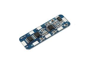 4A-5A PCB BMS Protection Board for 4 Packs 18650 Li-ion lithium Battery Cell NEW