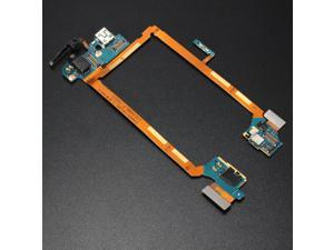 USB Charging Charger Port Headphone Jack Microphone Flex Cable For LG G2 LS980