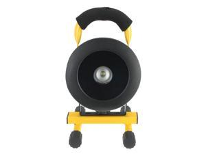 3 Modes Portable Cordless LED CREE L2 Work Light Flood Spotlight 2200lm 12W OUT Camping +4x18650 Rechargeable