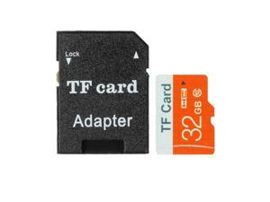 32GB 32G Micro SD TF Secure High Speed Full Capacity Memory Card Class10 Adapter