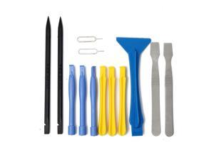13 in 1 Repair Metal + Plastic Pry Tools Opening Spudger For Tablet Cellphone iPhone Samsung