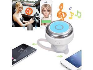 Mini Wireless Bluetooth V4.0 Calls Hands-free Earphone Headset In-Ear Earbud w/Mic