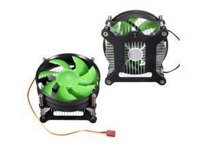 Intel Generic CPU Cooler Cooling Heatsink and Thermal Fan for LGA i3/i5/1155/115