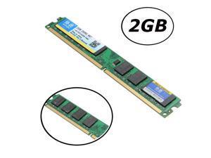 1pcs NEW XIEDE 2GB DDR2 PC2-5300U DDR2-667 MHZ 240-Pin Desktop PC Memory RAM For AMD Chip