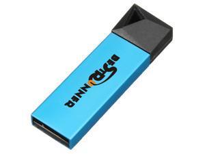 BESTRUNNER 4GB Portable Mini Aluminium Alloy USB 2.0 Flash Stick Memory Drive Pen Storage