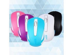 Mini Small USB Wireless 1600DPI 2.4GHz Optical Mice Mouse For Laptop Desktop PC