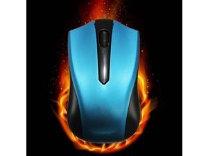 2.4GHz 2.0USB Wired Office Mouse 3 Button 1000DPI For Computer Desktop PC