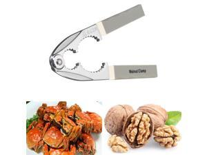 Zinc Alloy Multi-function Plier Nut Cracker Walnut Lobster Sheller Bottle Opener