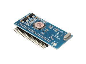 "2.5"" IDE 44 Pin To 1.8"" 16 Pin Micro SATA Adapter Converter Card JM20330 Chipset"
