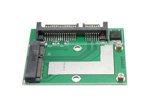 Mini PCI-E mSATA SSD TO 2.5'' SATA 6.0 GPS Adapter Converter Card Module Board