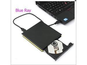New Portable USB3.0 Interface Driver Recorder 3D Blue Ray Burner Writer Reader