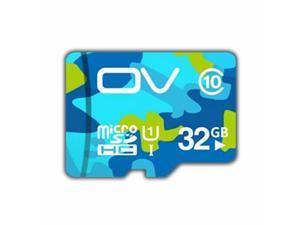 OV Micro SDHC 32G 10MB/sec Class 10 SD Card C10 TF Card Flash Memory Card For Samsung Glaaxy Note 5 S6 Edge Plus