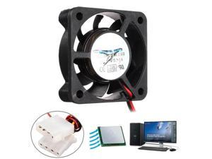 4cm 12V 4 Pin Internal Desktop Computer CPU Case Cooling Cooler Silent Fan For PC