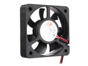 4 Pin 50mm 10mm Cooler Fan Heatsink Cooling Radiator For Computer PC CPU 12V