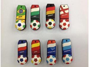 Rio 2016 Paralympic Games Mascot gift U club football fan club (Argentina)
