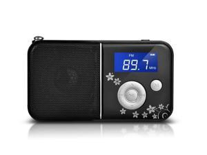 Panda digital audio player DS-111 Black