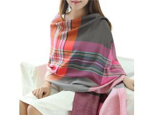 Fashion Women's Soft Scarf Thick Warm Large Square Scarf