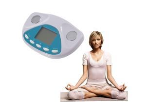 Handy Digital LCD Body Fat Analyzer Health Monitor BMI Meter Tester Calculator
