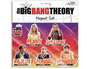 The Big Bang Theory Magnet Set