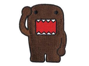 Domo Embroidered Patch