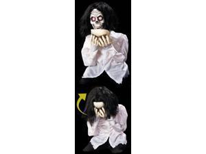 Face Ripper Animatronic Halloween Prop Man
