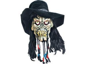 Huesude Skeleton Deluxe Oversized Mask By Don Post