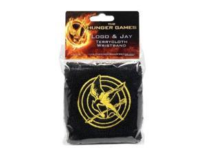 "The Hunger Games Movie Wristband Terrycloth ""Logo"