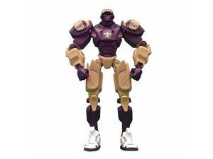 """NFL New Orleans Saints 10"""" Cleatus Fox Robot Action Figure"""