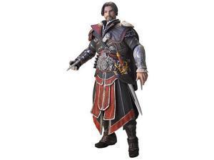 "Assassins Creed Brotherhood 6"" Figure Unhooded Ebony Ezio"