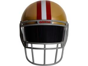 NFL Gear Helmet Style Fan Mask: San Francisco 49ers