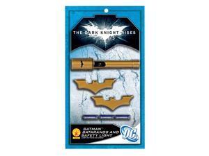 Batman Batarangs & Safety Light Costume Accessory Set One Size