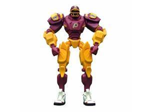 "NFL Washington Redskins 10"" Cleatus Fox Robot Action Figure"