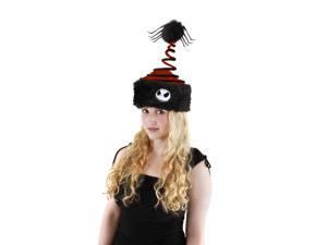 Nightmare Before Christmas Springy Spider Jack Costume Hat Adult One Size