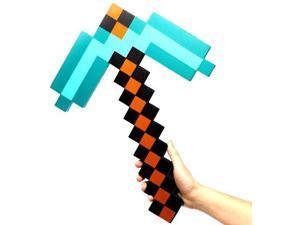 Minecraft Diamond Foam Pickaxe Exclusive