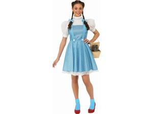 The Wizard Of Oz Dorothy Costume Large