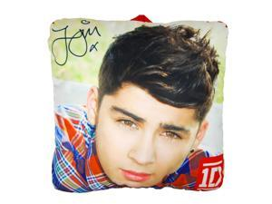 "1D One Direction Photo 10"" Collectible Pillow Zayn"