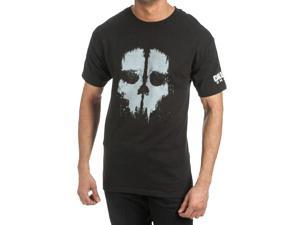 Call Of Duty Ghosts Tee Shirt Adult X-Large