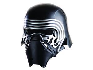 Star Wars The Force Awakens Adult Costume Accessory Kylo Ren 2-Piece Helmet