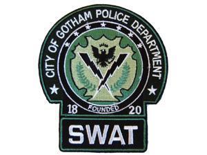 DC Comics City Of Gotham Swat Patch
